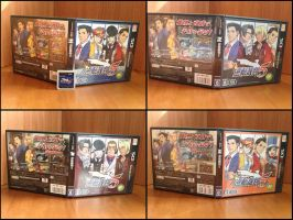 Ace Attorney Dual Destinies by BenjaminHunter