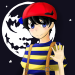 Earthbound Ness by GentleReign