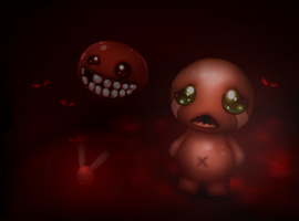 The Binding of Isaac by TibolsS