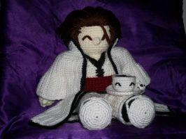 This plushie is part of Aizen's plan. by MasterPlanner