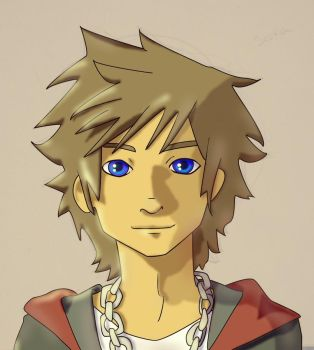 Older Sora by rdway2luv