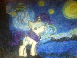 a starry night rarity by mistresscarrie