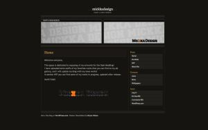 Mickka Design Blog v2 by Mickka