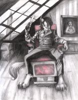 Mrinx as Sweeny Todd by Myotes