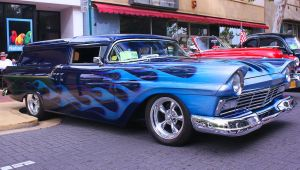 Wild Ford Sedan Delivery by StallionDesigns