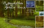 Forest Glade_Fantasy BG Pack by GoblinStock