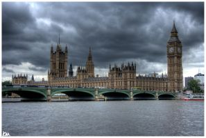 Parliament HDR by MrArtsy