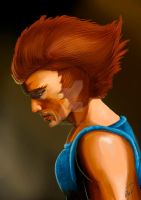 THUNDERCATS: LION-O by D3iv