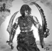Prince of Persia by DrawingSpirit2015
