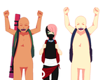 On A Mission With Who?! .:Naruto Collab FULL:. by Kira-Kira-San