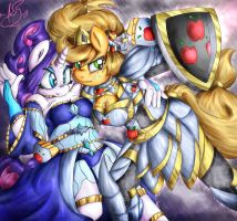 By Her Side by AquaticSun