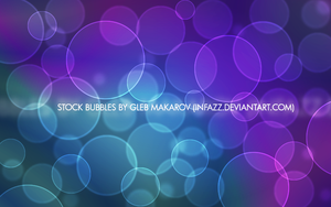 Stock Bubbles by infazz