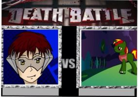 Death Battle: KoS Vs Ed by orionpaxg1