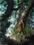 She Held Her Breath... by postapocalypsia