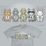 Aww and Order - tee by InfinityWave