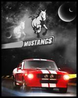 MUSTANG by snowdroplife