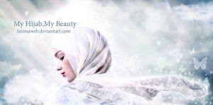 My Hijab ,My Beauty by Fatimaweb