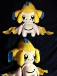 Jirachi by SoftServePlushies