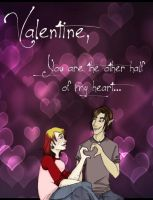 Valetnine You Are... by BRAY-Inque