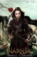 Narnia Character Poster: Susan by Archer-AMS