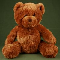 Teddy Bear I by IQuitCountingStock