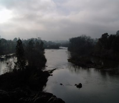 Feather River by Alex-Gibson