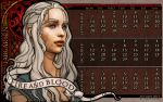 Autumn 2015: House Targaryen by SceithAilm