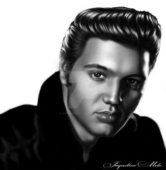 Elvis by JaquelineMelo