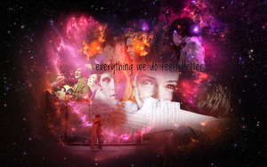 Everything - Amy x Eleven by survivekaleidoscope