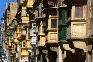 Maltese Balconies by gordo99