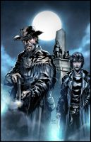 Jonah Hex trese colored by orphanshadow