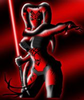 Darth Talon: Sith Beauty by ChooseCheese127
