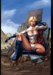 Power Girl_Color by vest