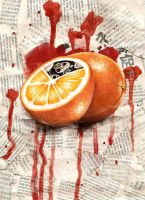A Clockwork Orange by EvaHolder
