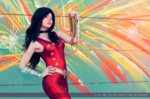 Wonder Girl [Donna Troy] - Teen Titans - DC Comics by WhiteLemon