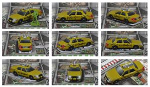 Zombicide scratch built cars #zombicide #coolmini_ by smtkelly
