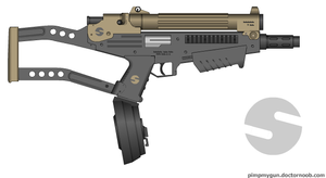 "SPW ""Operator"" MAG-7 by Robbe25"