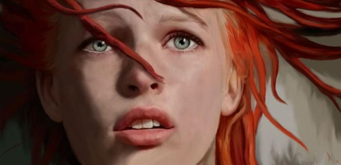 The Fifth Element - Leeloo by Goldloeckchen87