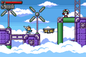 Oxygene Sky Level Mockup by AdventureIslands