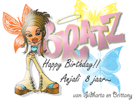 Bratz Birthday present by DeviousSiddy