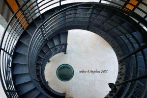 Spiral staircase I by yakinii