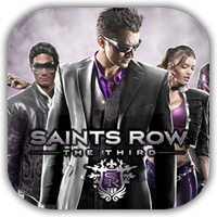 Saints Row The Third Game Icon by Wolfangraul