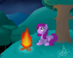 PC One Night by SaturnStar14