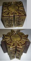 3D Printed Lemarchand's Box Hellraiser by NothinToSay