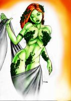 Poison Ivy by LordMiste