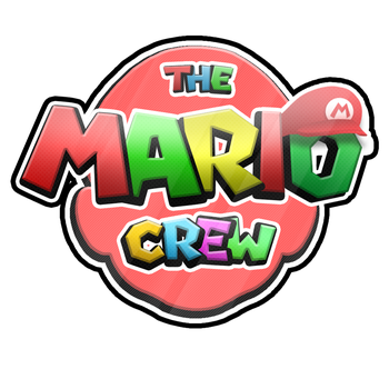 The Mario Crew (Un)official Logo by Irham7762