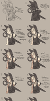 how i color lol by Pikotree