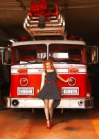 Fire Station by MellodyDoll