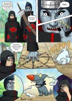 Kisame's Summon by Sikarbi