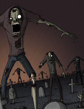 Night of the Living Dead by Si2